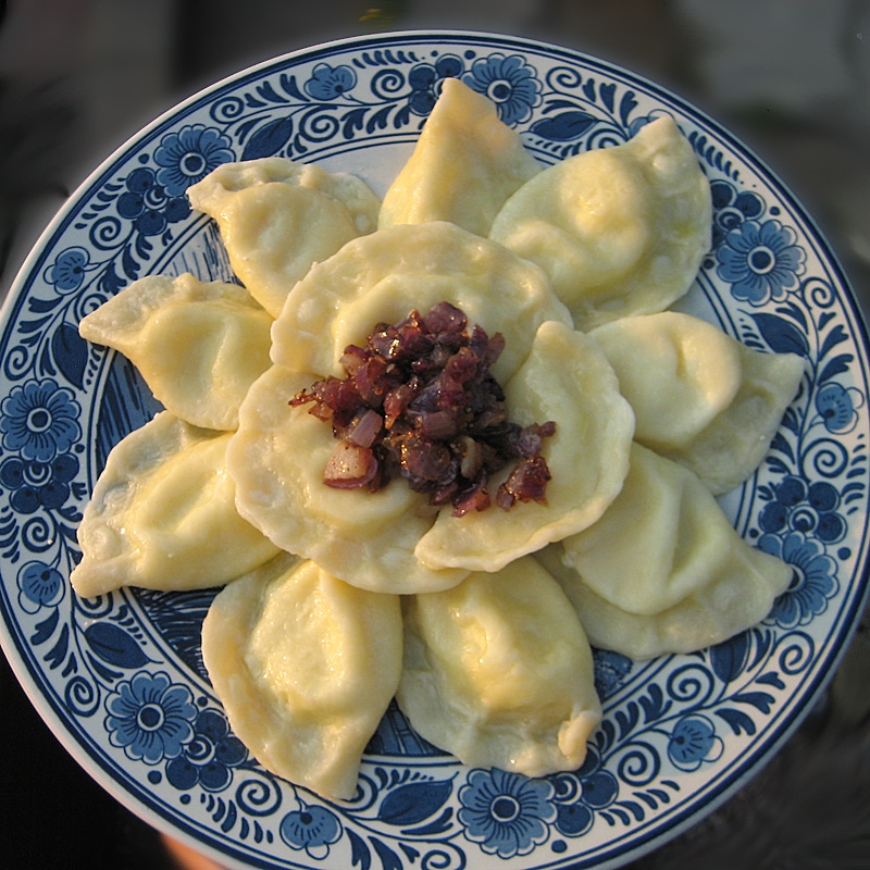 Home-made-Pierogi