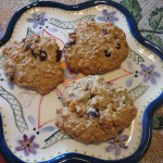 Cranberry-Oatmeal-Cookie