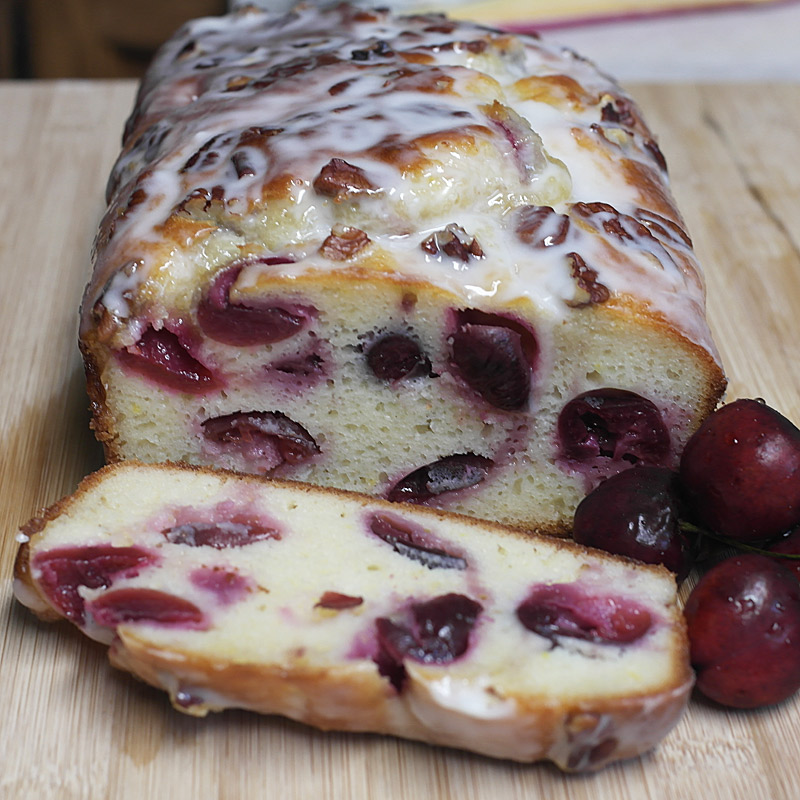 Cherry-Lemon-Loaf