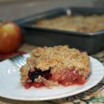 Apple-Cherry-Crisp