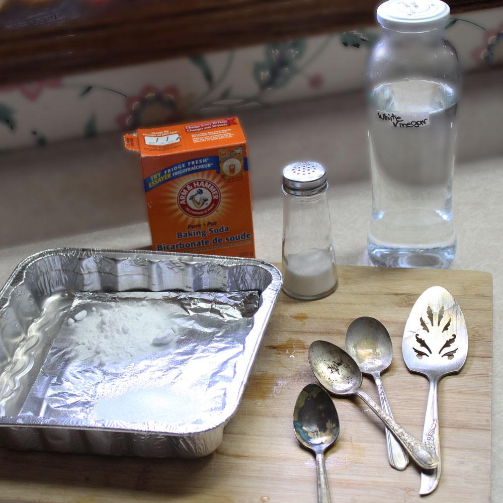 Homemade Silver Cleaner Urban Whisk