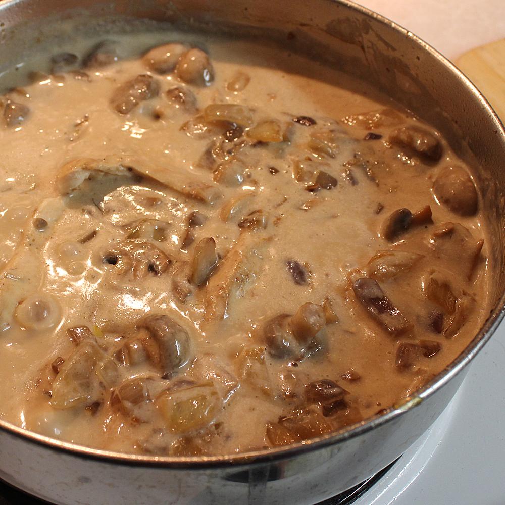 mushroom-sauce