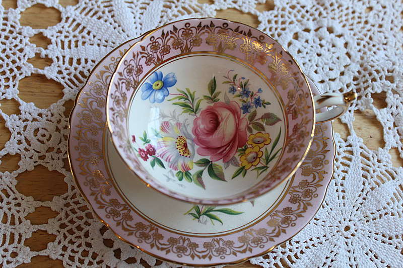 Paragon Fine Bone China Cup and Saucer