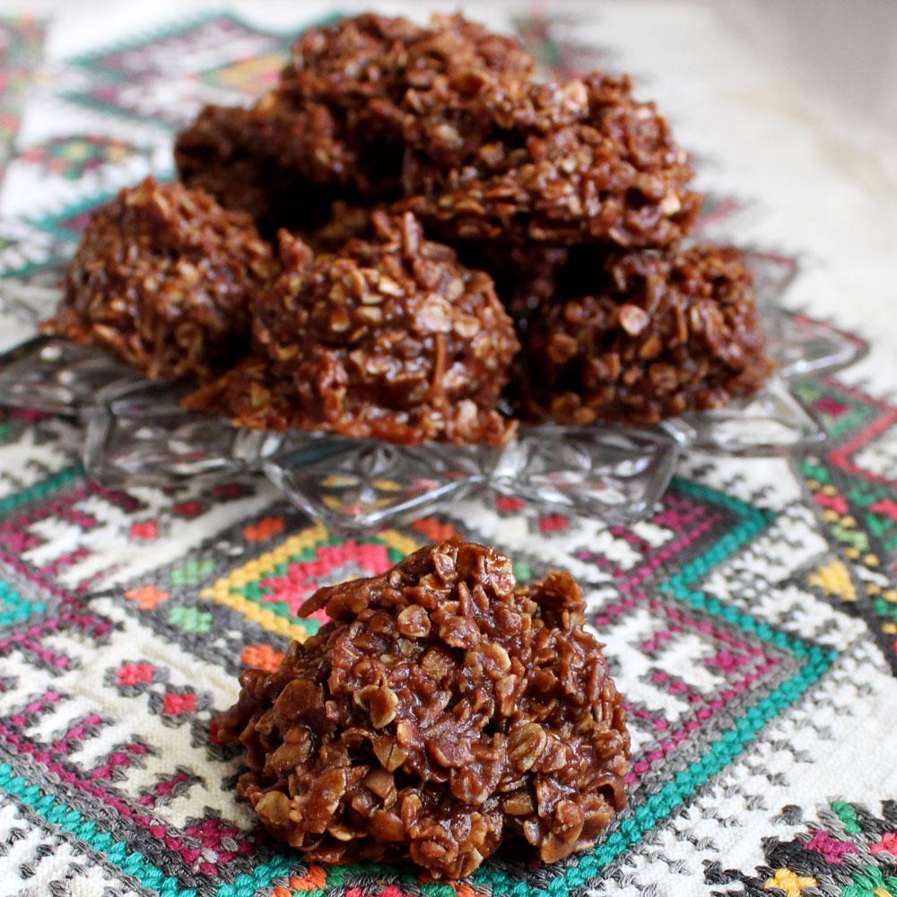 Chocolate Coconut Haystack Cookie Recipe
