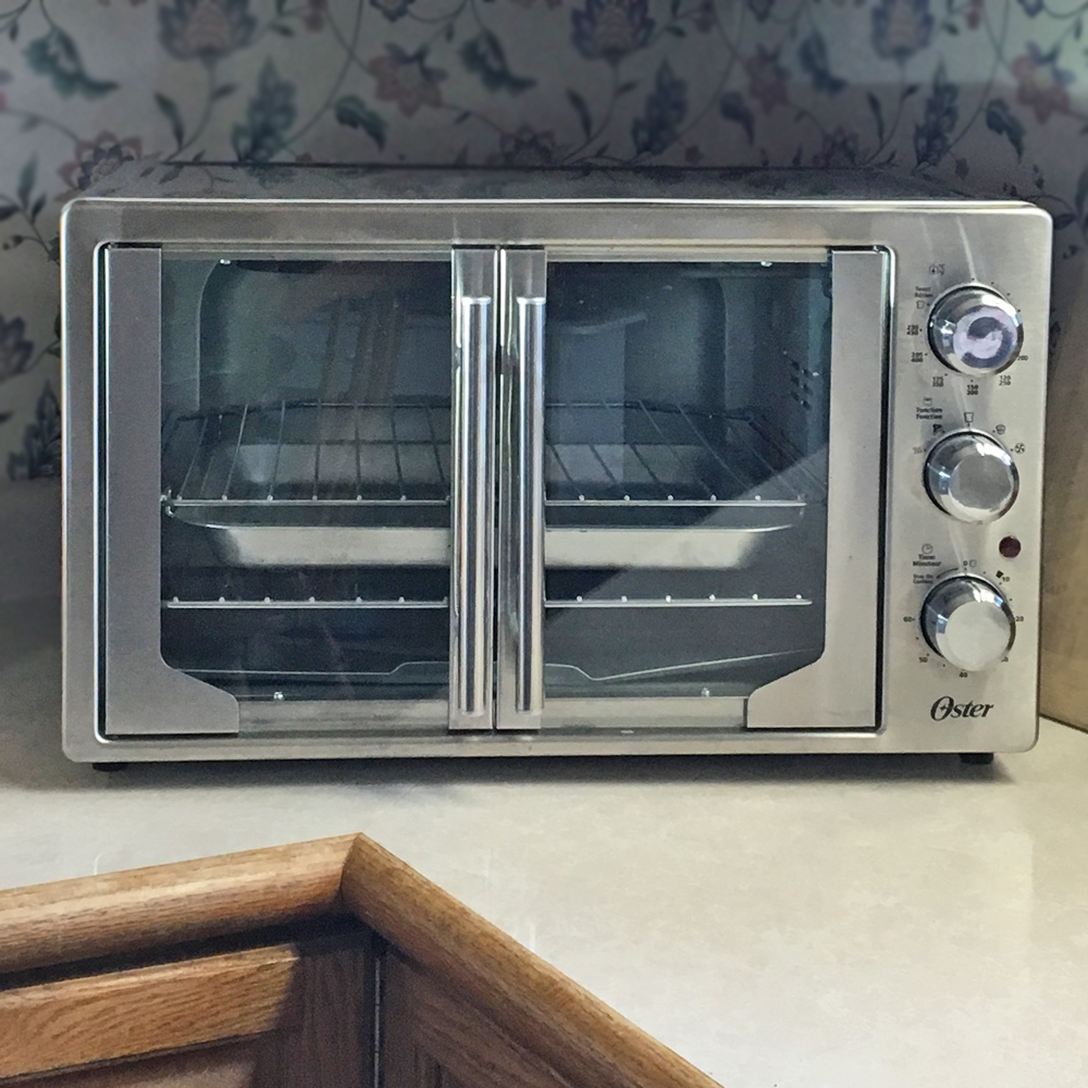 Oster XL French Door Toaster Oven